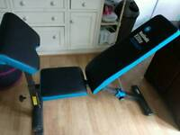 Mens health weights bench