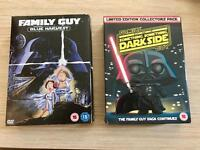 *RARE* Family Guy Star Wars Special Limited Edition DVD sets