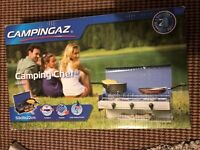 Campingaz camp stove, brand new never used.