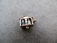 3 x Vintage 9ct Gold Bracelet Charms. All in Excellent Condition.