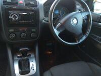 VW golf mk5 2.0 GT TDI 140 DSG 2004