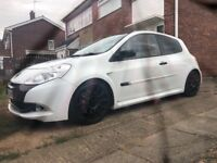 Clio rs 200 conversion Clio 1.2 sport 197 182 172