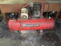 Snap On Workshop Compressor for sale