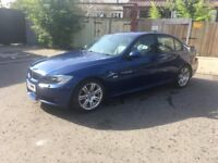 2008 BMW 320i M SPORT High Spec Low Miles Salvage Damaged Repairable