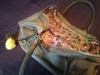 Betty Barclay large brown handbag