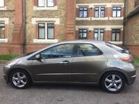 Honda Civic 5 Dr , Low Mileage , Great Condition , Quick Sale £1995