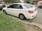 2010 Subaru impreza( Auto, good condition, 10 months rego, very clean) Guildford Parramatta Area Preview