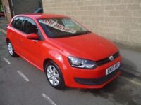 New shape Volkswagen POLO SE 70,5 door hatchback,FSH,full MOT,Sports interior,runs and drives as new