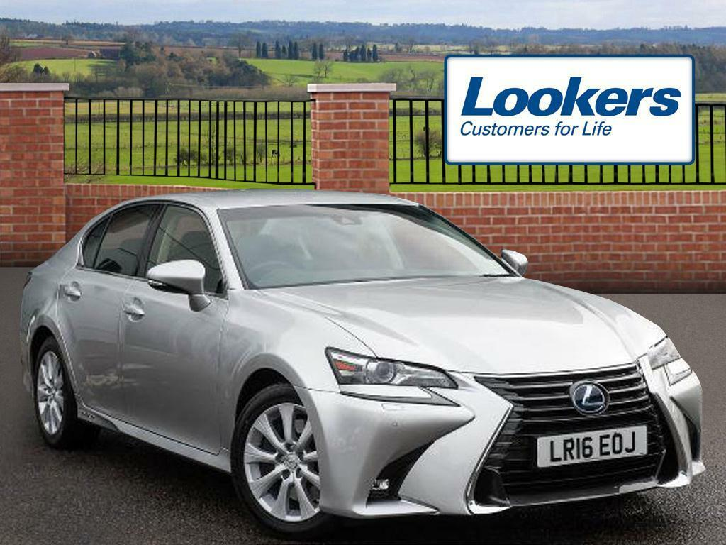 lexus gs 300h executive edition silver 2016 03 31 in hatfield hertfordshire gumtree. Black Bedroom Furniture Sets. Home Design Ideas