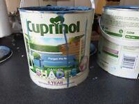 Cuprinol Garden Paint Garden Shades