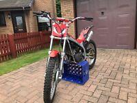 Beta Rev 50 Trials Bike