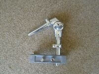 Pearl short arm Tom holder and clamp
