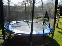 Trampoline - Will need to dismantle