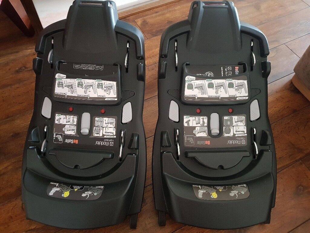 BeSafe iZi Modular i-Size Car Seat Base