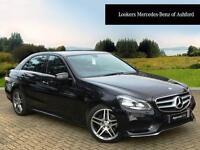 Mercedes-Benz E Class E220 CDI AMG SPORT (black) 2014-09-09