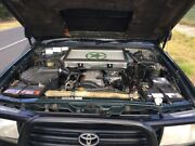 Toyota landcruiser Wildwood Hume Area Preview