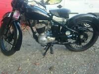 Bsa d1 vintage 125cc