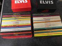 2 Elvis box sets for sale