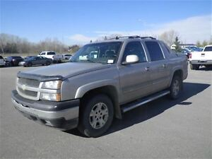 2006 Chevrolet Avalanche 1500 LT 4x4 - Sunroof Leather