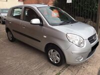 KIA Picanto 1 - 1.0 5dr - 2009, 12 MONTHS MOT, 2 KEYS, 1 LADY OWNER, SERVICE HISTORY, £1495