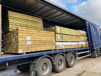 C24 Carcassing 2x2, 3x2, 4x2, 5x2, 6x2, sleepers, fence posts, cladding, shiplap, OSB, Timber Wood