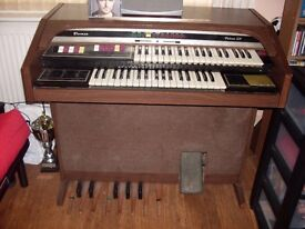 Thomas Falcon 1135 organ in good working order