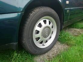 audi wheels tyres 5x112 R15