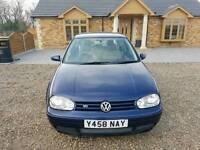 VW V6 4 MOTION 2001