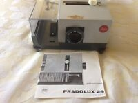 Leica Pradolux 24 Slide Projector