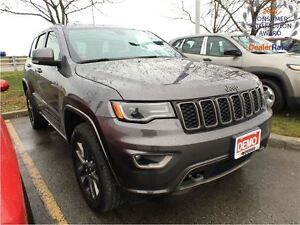 2017 Jeep Grand Cherokee SOLD**DEMO*ONLY 3301 KMS*LIMITED*75TH A