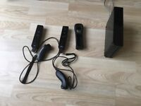 Nintendo Wii Console with 2 Remotes £25!!! Collection Only!