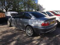 """BMW 3 series E46 M3 CSL Rep 19"""" Alloy Wheels & Good Tyres Staggered - E36 E38 E39 Z3 Z4"""