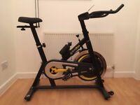 BodyMax B2 Indoor Cycle Spin Bike Like New - £150