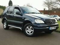 For sale Mercedes Benz ML320 7 SEATER FULL SPEC GREAT RUNNER PX AVAILABLE