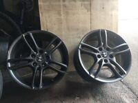 BMW wheels 18 inch