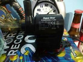 Aqua one pump 2000 ltr