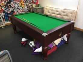 7x4ft Monarch Pool table amazing condition