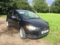 Mitsubishi Colt 2010 CZ2 Automatic (13332cc) Electric windows central locking system