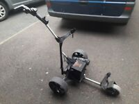Powakaddy Classic Legend Electric Golf Trolley