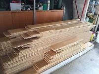 Natura Oak Wexford Engineered Oak Wood Flooring