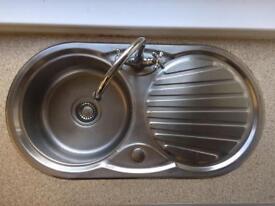 Kitchen Sink - Stainless Steel.