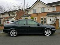 2006, Jaguar X-Type. 2.0 Diesel. Premium Sport model. Top of the range. Luxury motor. F/S/History