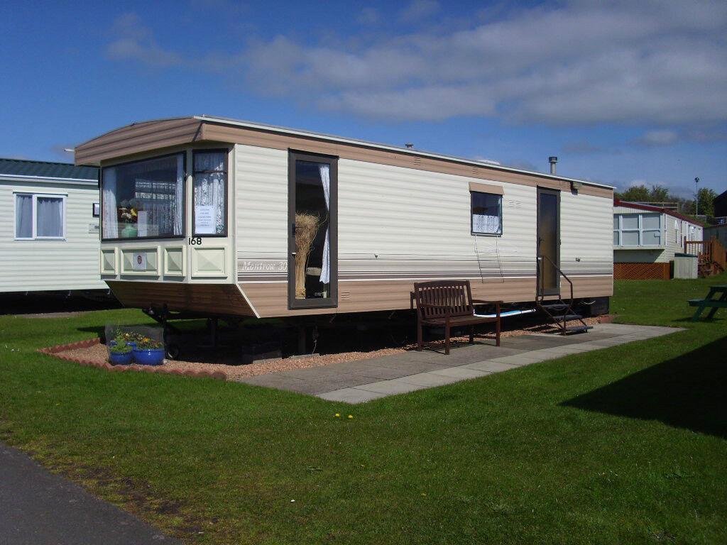 Caravan For Hire 2 Bedroom Red Lion Caravan Park Arbroath 250 For Week Near The Beach United