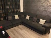 Brand new SCS corner sofa for sale.