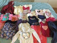 Baby girls clothes 18-24months
