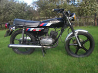 Kawasaki KH100 EX 1989