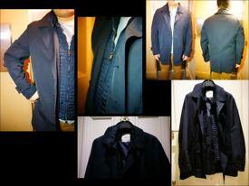 Moncler Baptiste Men Coat / Mac coat Parka
