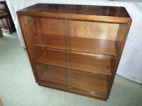 Bookcase / Display Cabinet by B&S Goodman Ltd Roseberry