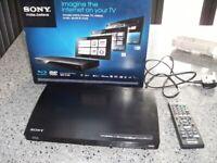 Sony DVD/Blu-Ray player