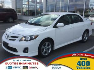 2012 Toyota Corolla S | CLEAN | MUST SEE
